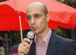 Linksfraktion Neukölln Ahmed Abed